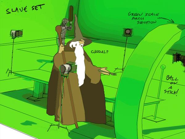 hobbit gandalf