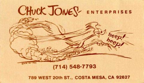 c chuck jones