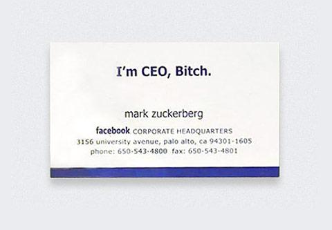 c zuckerberg