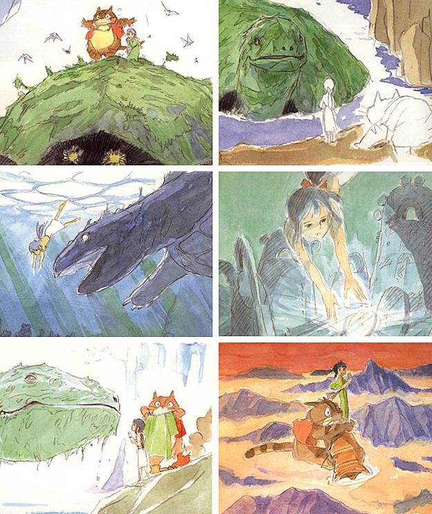 mononoke livro 7