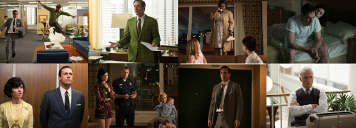 mad men the crash