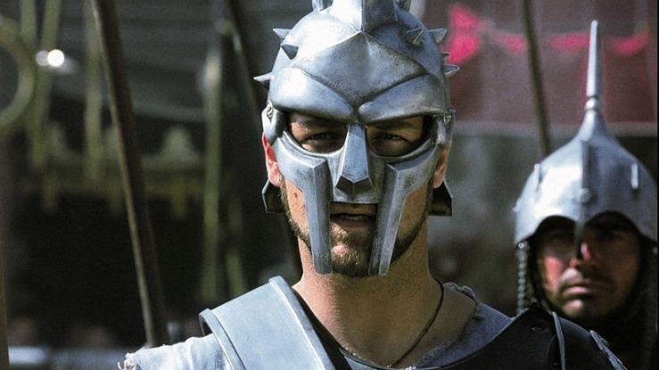 capacete gladiador 2