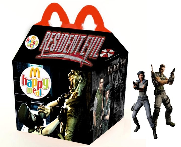 mclanche resident evil