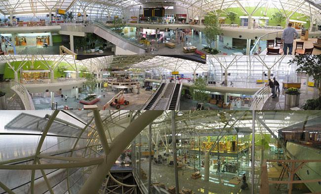 o terminal panoramica