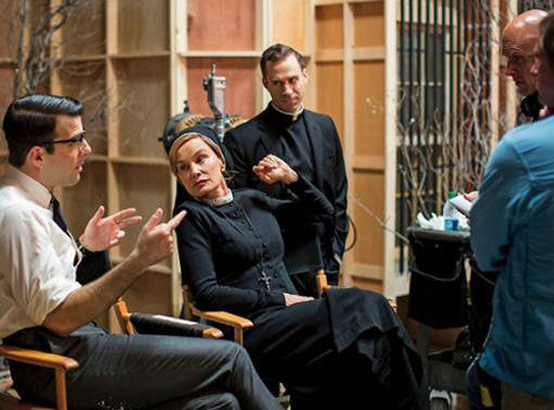 american horror story bastidores 4