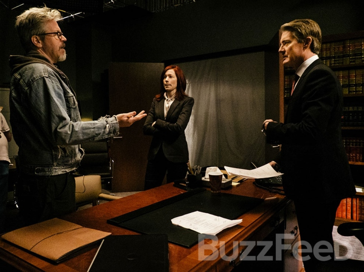 the good wife carrie preston e kyle maclachlan