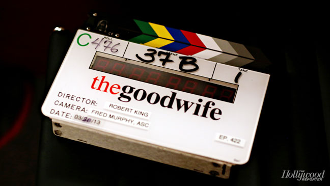 the good wife claquete
