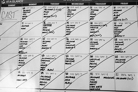 the good wife cronograma