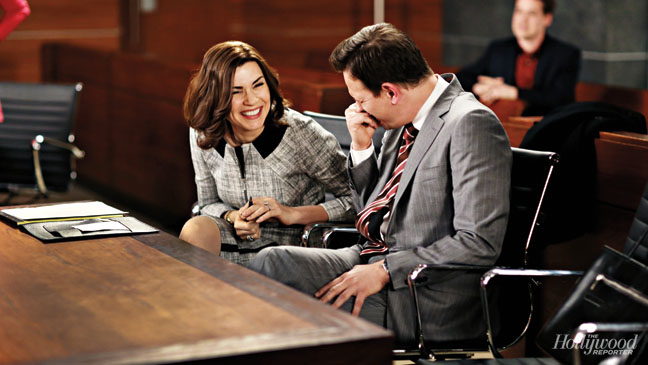 the good wife julianna e josh