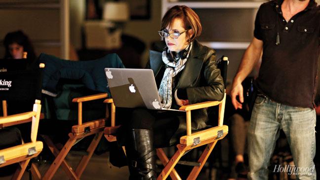 Michelle KIng, co creator.