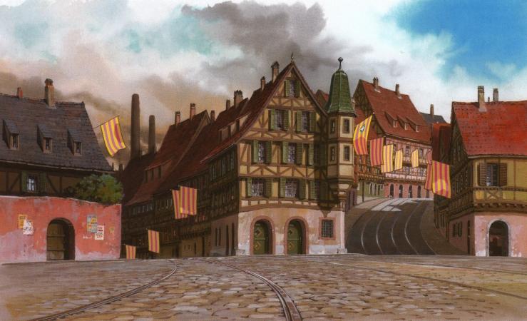 o castelo animado 2