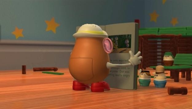 pixar toy batata