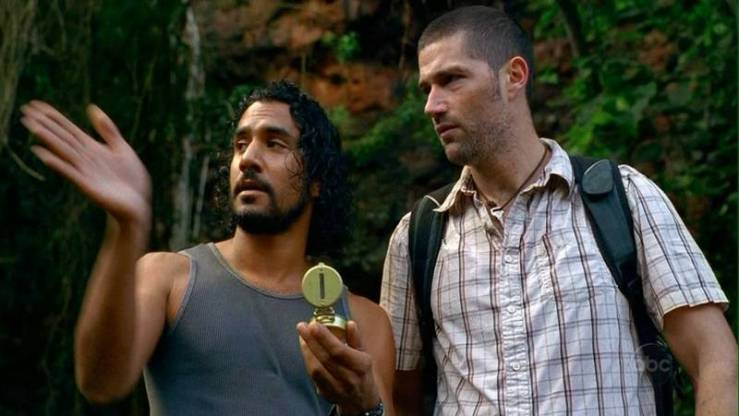 lost naveen andrews matthew fox